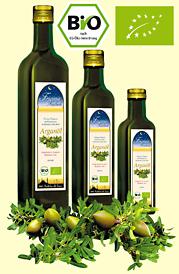 Die Einfuhr unseres Arganöls ist durch die Europäische Union offiziell lizensiert. Unser Arganöl trägt das offizielle Bio-Siegel (ÖKO-Kontrollstelle DE024 ). Es unterliegt damit einer strengen und regelmäßigen Kontrolle.
